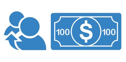 100 Dollar Referral