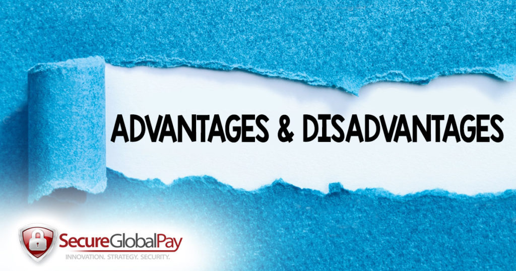 The Advantages and Disadvantages of Accepting Credit Cards