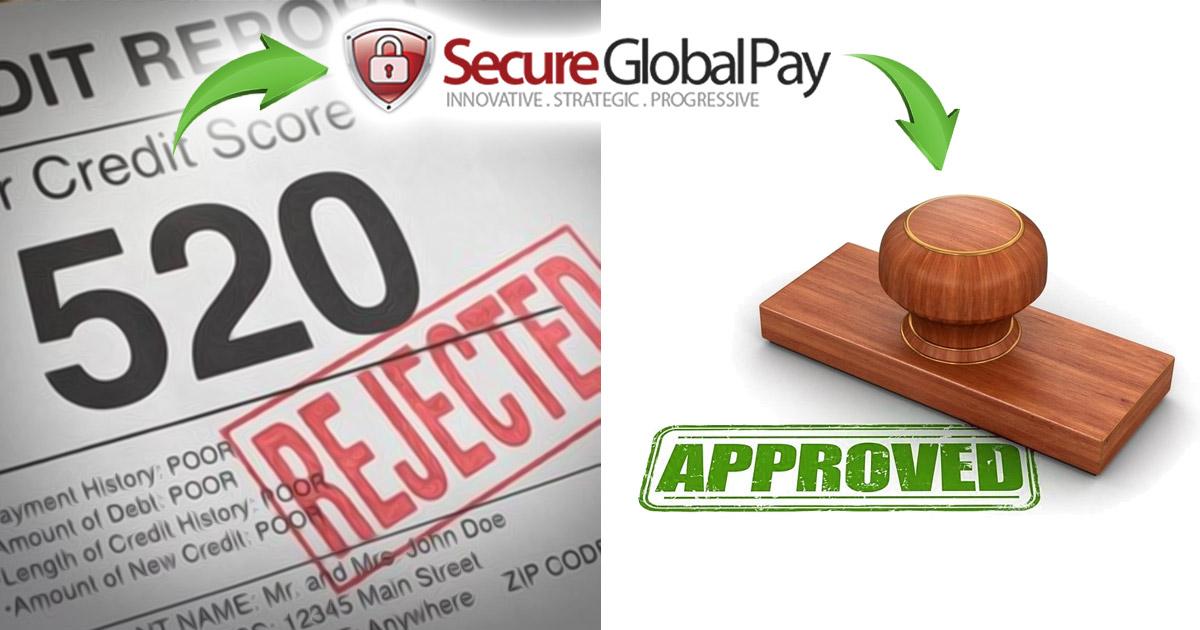 Bad Credit Merchant Account